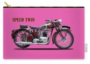 Speed Twin 1939 Carry-all Pouch