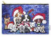 Kiniart Christmas Party Carry-all Pouch