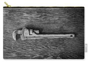 Moncky Wrench Bw Carry-all Pouch
