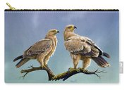 Tawny Eagles Carry-all Pouch