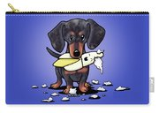 Dapple Doxie Destroyer Carry-all Pouch