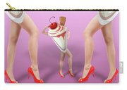 Ice Cream Woman 2 Carry-all Pouch