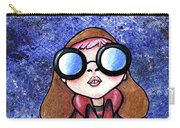 Galaxy Goggles Girl Carry-all Pouch