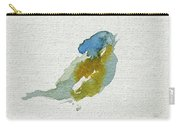Abstract Bird Singing Carry-all Pouch