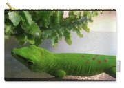 Spotted Gecko Carry-all Pouch