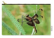 Summer Dragonfly Carry-all Pouch