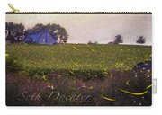 1300 - Fireflies Impression Version Carry-all Pouch