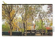 Notre Dame From The Window Carry-all Pouch
