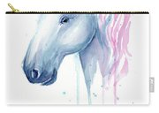 Cotton Candy Unicorn Carry-all Pouch