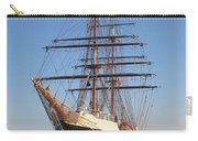 Tall Ship Anchored Off Penzance Carry-all Pouch