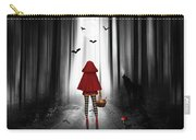 Little Red Riding Hood And The Wolf Carry-all Pouch