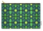 Monstera Leaves Pattern Carry-all Pouch
