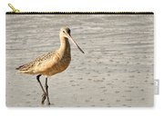 Sandpiper Strolling - Horizontal Carry-all Pouch
