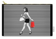 Stripes In Fashion Carry-all Pouch