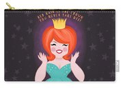 Red Hair Is The Crown You Never Take Off Carry-all Pouch
