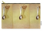Hanging Spoon On Jute Twine Carry-all Pouch