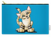 Sand Cat Carry-all Pouch