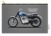 The Trophy Tr6 Sc Motorcycle Carry-all Pouch