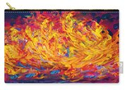 Fire And Passion - Here's To New Beginnings Carry-all Pouch
