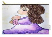The Star Still Shines Carry-all Pouch by Eloise Schneider