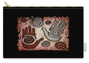 Healing Hands Fresco Carry-all Pouch