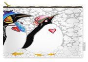 Cold Feet Warm Hearts Carry-all Pouch