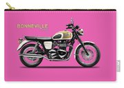The Bonneville T100 Carry-all Pouch