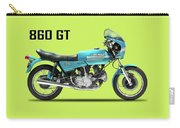 Ducati 860 Gt 1975 Carry-all Pouch