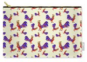 Red Rooster Art Carry-all Pouch