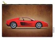 Ferrari Testarossa Carry-all Pouch