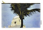 Aruba Palm Carry-all Pouch