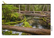 As The Creek Flows Carry-all Pouch