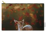 As The Leaves Fall - Painting Carry-all Pouch