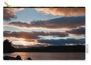 As The Sun Sets Over Loch Rannoch Carry-all Pouch
