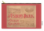 Asbury Park And Ocean Grove Carry-all Pouch