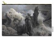 Ash Cloud Eruption On Yasur Volcano Carry-all Pouch