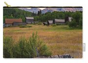 Ashcroft Ghost Town Carry-all Pouch