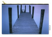 Ashness Jetty, Derwentwater, England Carry-all Pouch