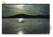 Ashokan Sunset Photograph Carry-all Pouch