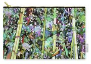 Asian Bamboo Forest Carry-all Pouch