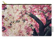Asian Cherry Vignette Carry-all Pouch