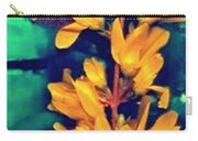 Asian Flower Carry-all Pouch