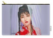 Amenable Japanese  Girl.              From  The Attitude Girls  Carry-all Pouch
