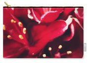 Asiatic Lilies Carry-all Pouch by Vix Edwards