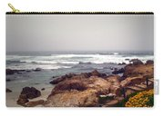 Asilomar Beach Pacific Grove Ca Usa Carry-all Pouch