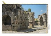 Asklepios Temple Ruins View 5 Carry-all Pouch