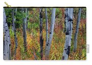 Aspen In Fall Carry-all Pouch