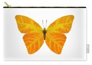 Aspen Leaf Butterfly 3 Carry-all Pouch