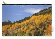 Aspen Ridge San Juan Mountains Carry-all Pouch