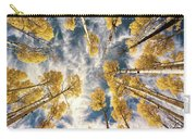 Aspen Tops Towards The Sky Vintage  Carry-all Pouch